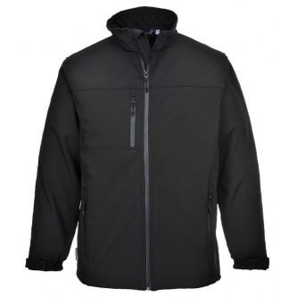 chaqueta softshell 3 capas