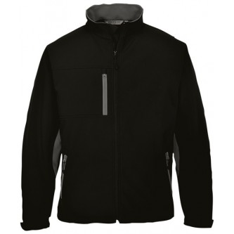 chaqueta softshell 3 capas laminadas