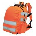 mochila de alta visibilidad con zafado rapido