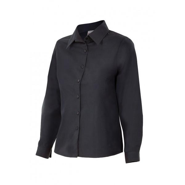 852e6c4524 Comprar Camisa de Señora Manga Larga Entallada Velilla Precio 10