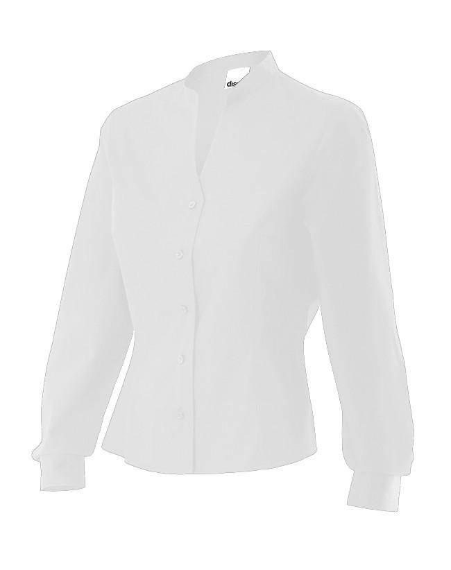 930368c89d Comprar Velilla Camisa Mujer Entallada Cuello Mao Precio 17