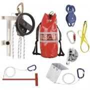 Rescate y Evacuación-Dispositivos de descenso