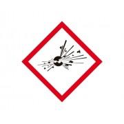 Señales de Seguridad-Etiquetas Advertencia Envases