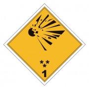 Señales-Mercancías peligrosas