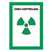 Señales de Seguridad-Señales de Radiación Ionizantes