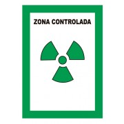 Señales-Radiaciones ionizantes
