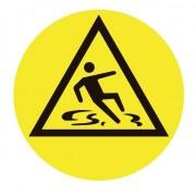 Señales de Seguridad-Marcaje de seguridad de suelo