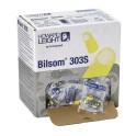 Tapones auditivos Bilsom 303 SNR 33 caja 200 sin cordón pequeño