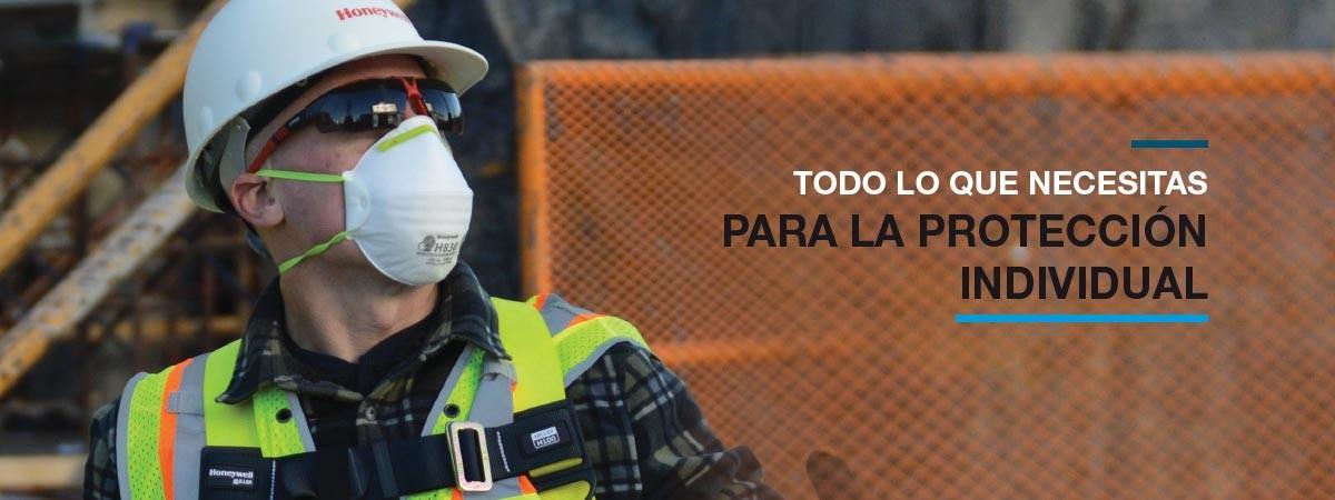 EPI equipos de protección laboral